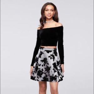 Dresses & Skirts - 2 piece dress